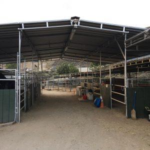 Barrel stalls